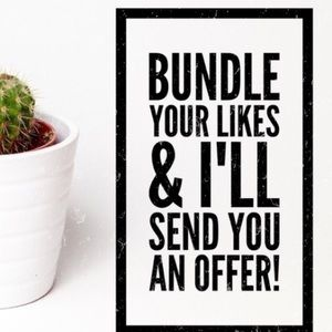 Other - Create a bundle and I'll make an offer!